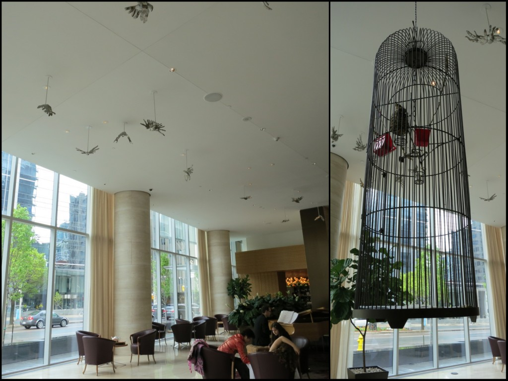 Shangri-La Hotel - Interior