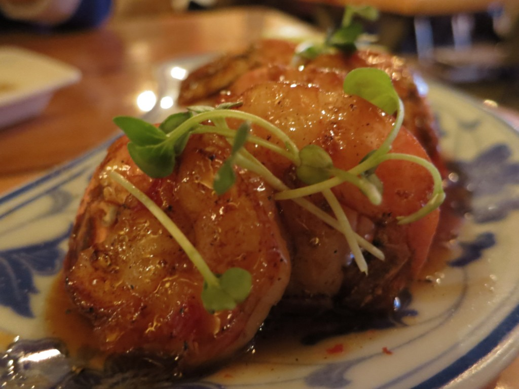 Sweet Chili & Garlic Prawns