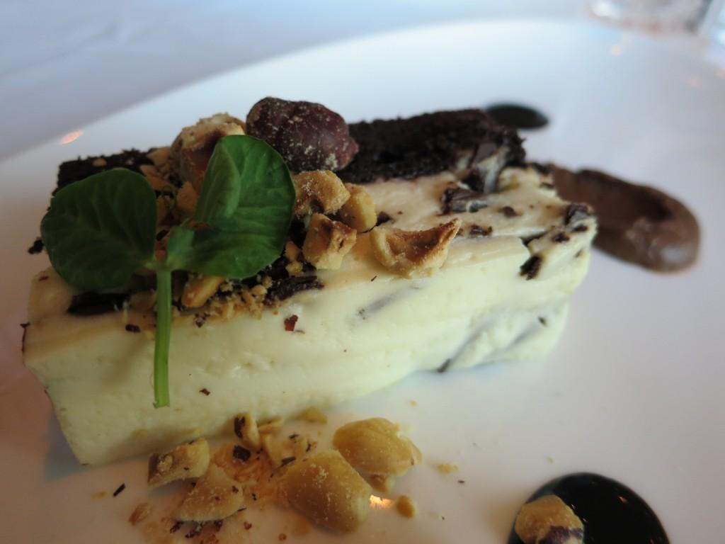 Chocolate Hazelnut Mousse Devil's Food Cake, Coco Caramel & Nutella Pastry Cream