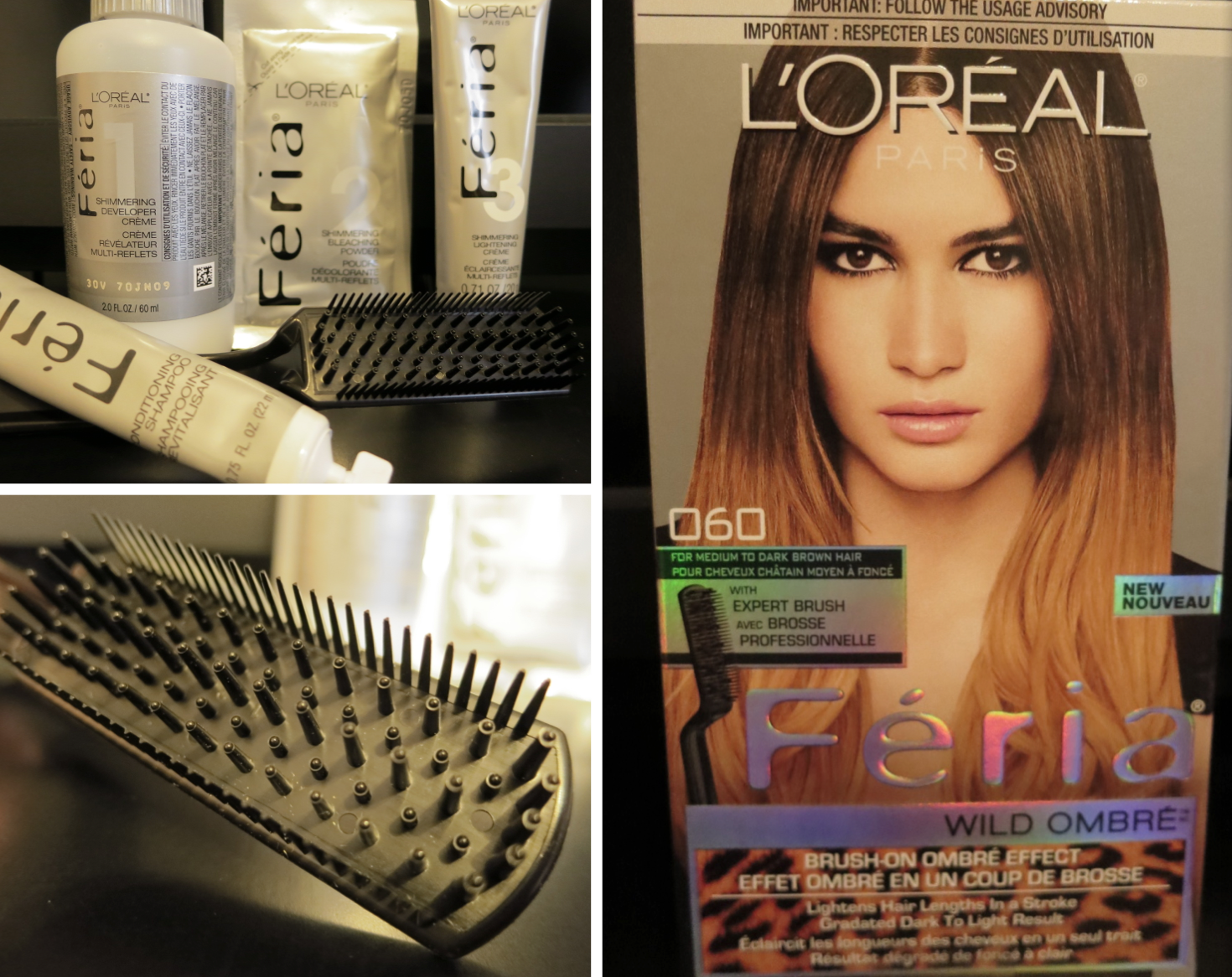 Review L Oreal Feria Wild Ombre Fiona Man Toronto And Gta Makeup Artist